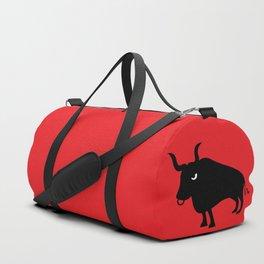 Angry Animals: Bull Duffle Bag