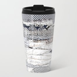 Winter lace Travel Mug