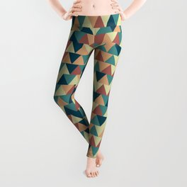 triangle dreams Leggings