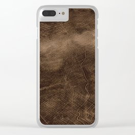 Landscape 5 Clear iPhone Case