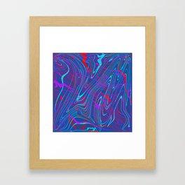 swirls, brp Framed Art Print