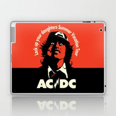 Ac/Dc angus young Laptop & iPad Skin
