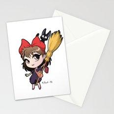Chibi Kiki Stationery Cards