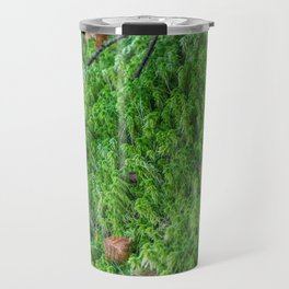 Moss in France Travel Mug