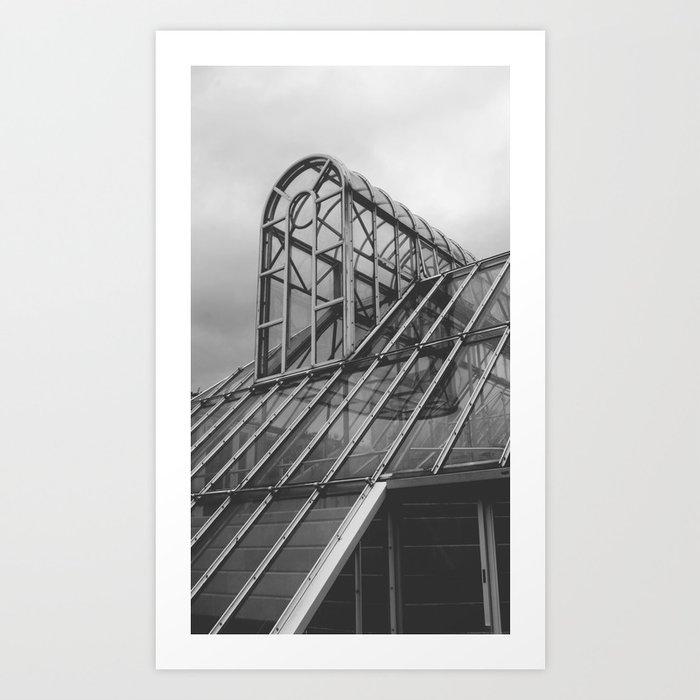 """""""Waiting at the Kew"""" Art Print"""