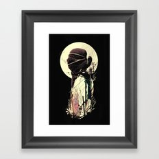 Tangled Framed Art Print