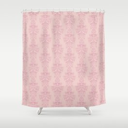 Flamboyant chandelier - Fairy godmother Shower Curtain