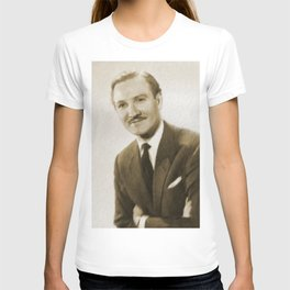 Leslie Phillips, British Actor T-shirt