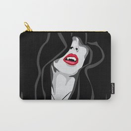 Lady of the Evening Carry-All Pouch