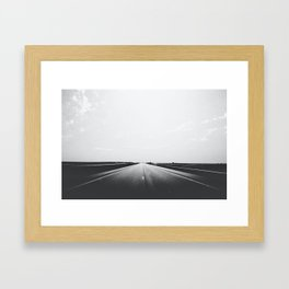 What's to Come Framed Art Print