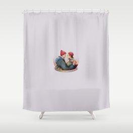 ALT ER LOVE Shower Curtain