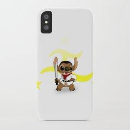 Stitch Bonifacio iPhone Case