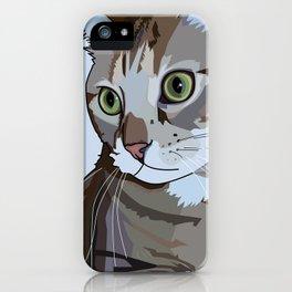 Sophie Cat iPhone Case