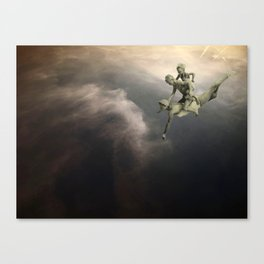 SkyWater Hero Canvas Print