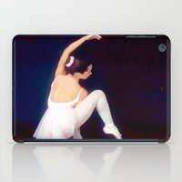 ballerina iPad Cases featuring Ballerina by Ray Cowie