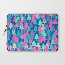 Colorful fir pattern II Laptop Sleeve