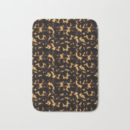 Light Tortoiseshell Bath Mat