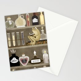 potions Stationery Cards