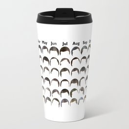 70 Shades of Obama Gray Travel Mug