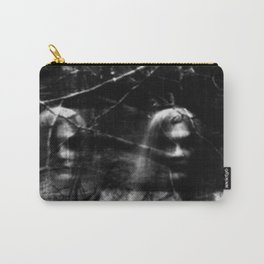 Ghost Sisters Carry-All Pouch