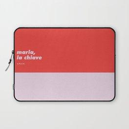 Maria, la chiave Laptop Sleeve