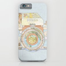 TRAVEL NIK0N iPhone 6s Slim Case