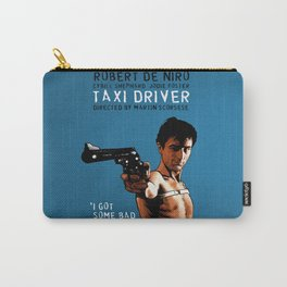 Taxi Driver - Travis Says Carry-All Pouch
