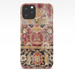 Esfahan Central Persian 17th Century Fragment Print iPhone Case