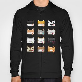 Convo Cats! Hoody