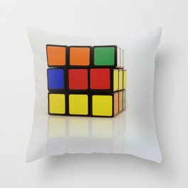 Unsolved Mysteries Throw Pillow