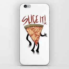 Any way you slice it... iPhone Skin