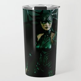 It's come to my attention that you don't know who I am. I am Hela. Odin's firstborn... Travel Mug