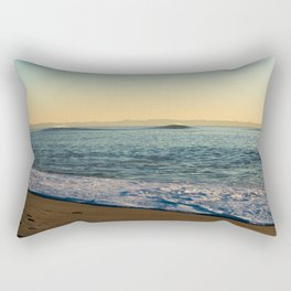 Train de houle Rectangular Pillow