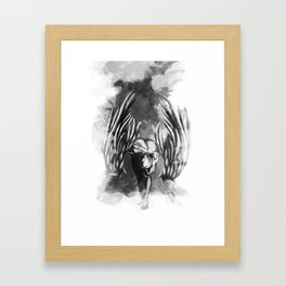 Asas (Wings) Framed Art Print