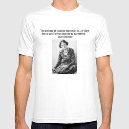 Joan Robinson T-shirt