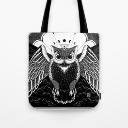 The Spirit of Night Tote Bag