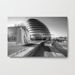 City Hall, London Metal Print