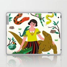 Reptile love Laptop & iPad Skin