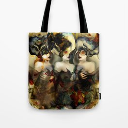 """Hydra (or The Bitch)"" Tote Bag"