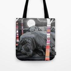 Sweet Dreams Ursus Arctus  Tote Bag