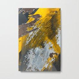 dayglo surf Metal Print
