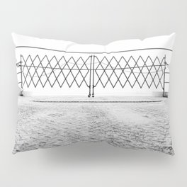 Ferry Fence Pillow Sham