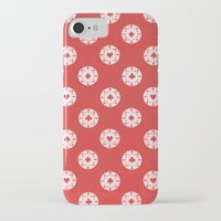poker iPhone & iPod Cases featuring Poker Dots by Leo Canham