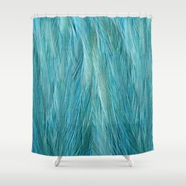 Feather Soft Shower Curtain