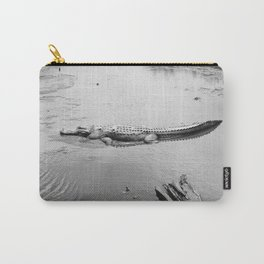 Charlie The Alligator Carry-All Pouch