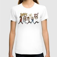 kendrawcandraw T-shirts featuring Everybody Wanna by kendrawcandraw