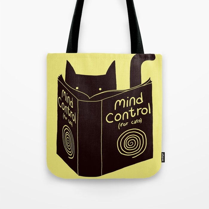 Mind Control (buy this) Tote Bag