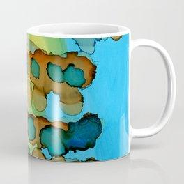 Continually Evolving Coffee Mug