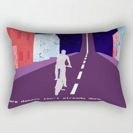 Damage Rectangular Pillow