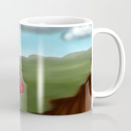 Flames and Feathers Coffee Mug